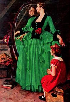 (Norman Rockwell)
