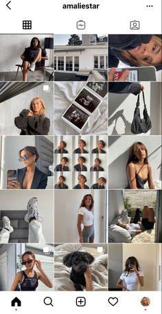 Instagram Feed Goals, Instagram Feed Planner, Best Instagram Feeds, Instagram Feed Ideas Posts, Images Instagram, Instagram Pose, Photographie Portrait Inspiration, Images Esthétiques, Model Poses Photography