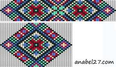 free bead loom pattern