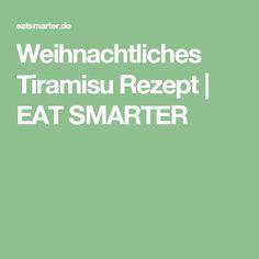 Weihnachtliches Tiramisu Rezept | EAT SMARTER