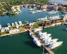 Casa de Campo beautiful marina . . . Beautiful memories shared with great friends . . .