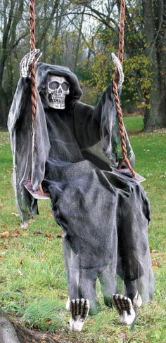 Elegant Diy Scary Halloween Decorations Ideas Outdoor And Garden 16