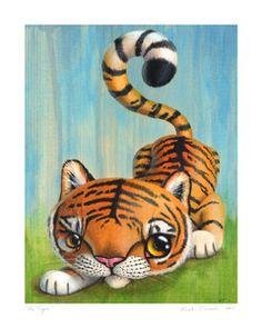 Le Tigre #shanalogic Super adorable!