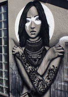 #findac #streetart #california