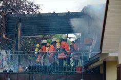 #Brand #Feuer in der Lindenstraße – Ein Leichtverletzter Bei einem Brand in der Lindenstraße in der Siedlung wurde am Freitagabend ein Haus stark beschädigt. Es gab einen Leichtverletzten.