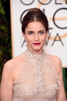 Hair and Makeup at Golden Globes 2016 | Red Carpet Pictures | POPSUGAR Beauty