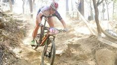 Annie Last says her silver medal in Australia has not 'sunk in yet'  Annie  Last has won Great Britain's first ever medal in elite women's  cross-country at the Mountain Bike World Championships in Australia.  The 27-year-old produced a career-best performance to take the silver in one hour 29 minutes 40 seconds in Cairns. The British champion finished behind Switzerland's Jolanda Neff and ahead of Pauline Ferrand-Prevot of France. Last who took her first Mountain Bike World Cup win earlier…