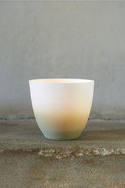 Precious Porcelain Votive sand M | Rivièra Maison
