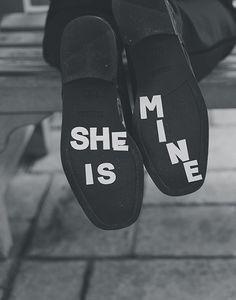 Help Me! – Groom Shoes on itsabrideslife.com #wedding #groom #groomshoes #weddingshoes #weddingshoedecals