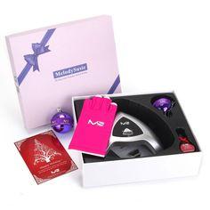 56.99$  Watch now - http://alicdv.worldwells.pw/go.php?t=32774285079 - MelodySusie free shipping 36W LED Lamp& Gel Polish Art Tools polish nail Set Kit gel manicure set tools Christmas Gift Box 56.99$