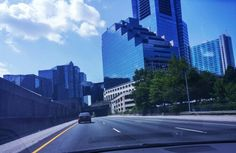 Riding through Buckhead...   #buckheadatl #hotlanta #sky #weloveatl #buckhead #instapic #skyporn #takingflicks