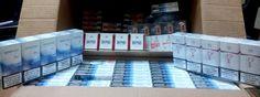 Митническите служители задържаха двама пласьори на контрабандни цигари във Варна и Русе