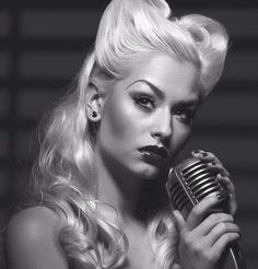 Rockabilly Beauty – http://thepinuppodcast.com  re-pinned this because we are trying to make the pinup community a little bit better.