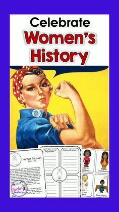 Everything you need to get your students started on a beginning guided research project in Biography Project, Science Background, Research Projects, Writing Practice, African American History, Women In History, Famous Women, Second Grade, Social Studies