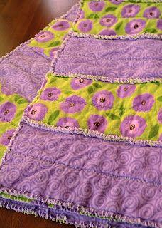47 Best Ideas For Baby Blanket Patchwork Rag Quilt Tutorials Baby Rag Quilts, Strip Rag Quilts, Flannel Rag Quilts, Easy Quilts, Flannel Baby Blankets, Bandana Quilt, Chenille Blanket, Patchwork Blanket, Girls Quilts