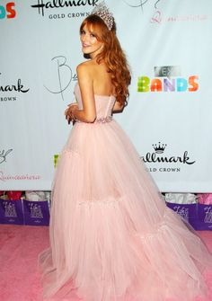 Bella Thorne Discusses Her Quinceañera Dress With Popstar! Magazine