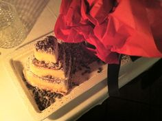 Hearths filled with vanilla, chocolate cream & Love...
