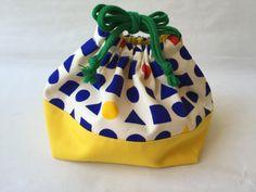 元気な子供の毎日のお弁当袋(小)巾着袋 by lala40677 ベビー
