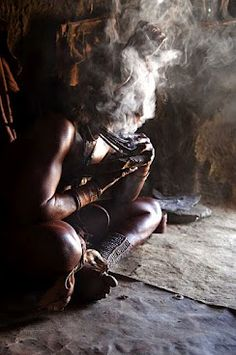 Himba perfume