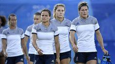 JO Rio 2016 - Rugby : la France a assuré et est rentrée dans l'histoire - Rugbyrama - 07/08/2016