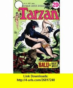 Tarzan #213 Balu of the Great Apes! Edgar Rice Burroughs, Joe Kubert, Marv Wolfman, Dan Green ,   ,  , ASIN: B001J5YAWY , tutorials , pdf , ebook , torrent , downloads , rapidshare , filesonic , hotfile , megaupload , fileserve