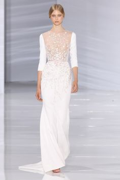 Bridal Inspiration from the Paris Haute Couture Runways | Georges Hobeika