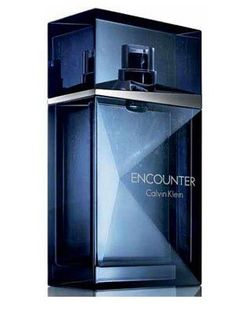 Encounter FOR MEN by Calvin Klein - 3.4 oz EDT Spray by Calvin Klein. $59.98. This fragrance is 100% original.. Encounter is recommended for daytime or casual use. Calvin Klein launched a new fragrance in September 2012 - mysterious, seductive and masculine Encounter.The composition is developed by Firmenich perfumers Honorine Blanc and Pierre Negrin. It opens with aromas of mandarin, cardamom and rum. Pepper, Egyptian jasmine, patchouli and cognac from the perfume's core, set...