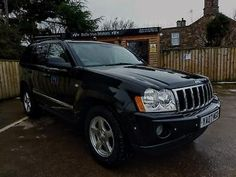 eBay: 2007 JEEP GRAND CHEROKEE 3.0CRD V6 AUTO LIMITED #jeep #jeeplife
