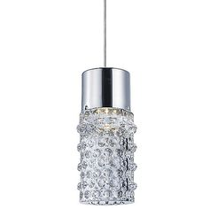 Polka LED Mini Pendant by ET2 Lighting at Lumens.com