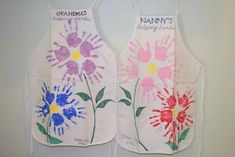 Make your mom special apron with love as gift for her.