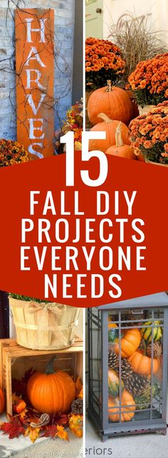Here are a 15 genius fall front porch ideas you need to try. When fall is in the air, transform your entry and create porch envy with these easy-to-do décor ideas. Sharing lots of beautiful Fall front Porches. Full of inspiration and ideas. Use these to get your own home ready for Fall. Effective fall front porch decorating ideas are all about choosing the right combination of decorations and being cost effective. Get inspired by the best designs! Halloween | Thanksgiving | DIY