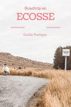 Que faire en Ecosse ? Voici le guide pratique de mon roadtrip pour vous aider à préparer et organiser votre voyage en Ecosse