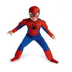 Spiderman Children's Halloween Costume - http://www.scoop.it/t/prevent-hair-l/p/4051064935/2015/09/08/spiderman-children-s-halloween-costume