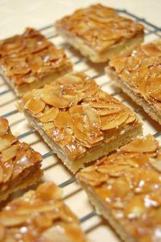 楽天が運営する楽天レシピ。ユーザーさんが投稿した「1番人気☆★フロランタン★☆ 」のレシピページです。甘さ控えめでサクサクのフロランタン☆大人気で、プレゼントしてもみんなに喜んでもらえます。 (全量2340kcal)。フロランタン。( 20×20角型 ) , ●クッキー生地 ●,バター ,グラニュー糖 ,卵,アーモンドプードル,薄力粉,●アーモンドフィリング●,バター,上白糖