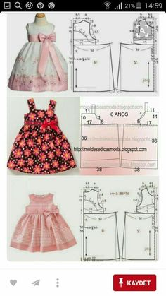 Baby Girl Dress Patterns Baby Clothes Patterns Love Sewing Baby Sewing Sewing For Kids Little Girl Outfits Kids Outfits Frock Design Sewing Clothes Baby Girl Dress Patterns, Baby Dress Design, Baby Clothes Patterns, Dress Sewing Patterns, Kids Patterns, Girls Dresses Sewing, Girls Easter Dresses, Little Girl Dresses, Fashion Sewing