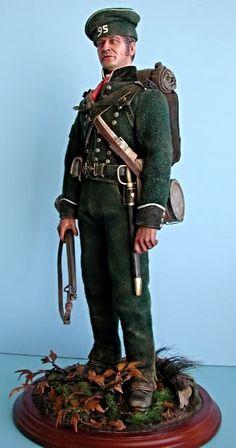 Photo by Donald Winar Military Figures, Military Diorama, Military Art, Military History, Military Fashion, Military Uniforms, British Army Uniform, British Uniforms, Gi Joe