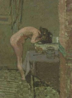 William Brooker - Model washing.