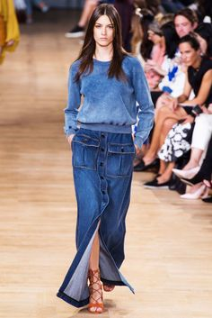 Chloé Spring 2015 RTW collection