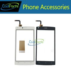 Buy 1pc/Lot High Quality 5.0Inch For DOOGEE X5 Max X5 Max Pro Touch Screen Digitizer Panel Lens Glass With Tape Black White Color .....Please Click Link To Check Price