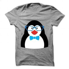 Penguin with glasses - #t shirt #movie t shirts. MORE INFO => https://www.sunfrog.com/Pets/Penguin-with-glasses.html?60505