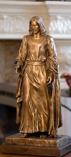 Come Unto Me | Bronze Sculptures of Jesus Christ | AJ Sculptures