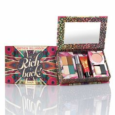 Benefit Exclusive to Debenhams: Limited Edition Matthew Williamson The Rich is Back Makeup Kit- at Debenhams.com