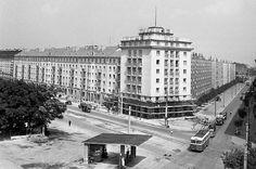 Račko 1956. Upravený snímok z inej nástenky. Bratislava, San Francisco Ferry, Street View, Travel, Nostalgia, Times, Retro, Voyage, Viajes
