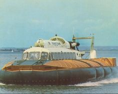 British Hovercraft Corporation | Saunders-Roe/Westland Aircraft/British Hovercraft Corporation