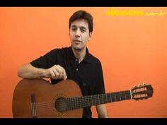 Aula de violão - Correções técnicas - YouTube