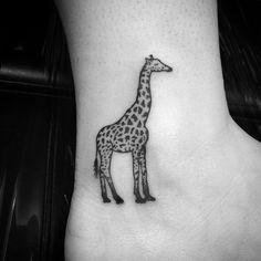 nice Top 100 giraffe tattoo - http://4develop.com.ua/top-100-giraffe-tattoo/