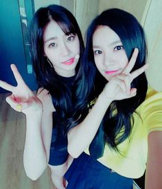 Seo Yuna and Seo Yuri berrygood (seo sibling), damn their beauty!!!!  #seoyul #yuna ##aoa #saveu #goodluck#givemelove #aoacream #imjellybaby #ootd #callyoubae #cute #beautiful @yn_s_1230