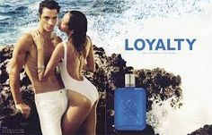 This mens cologne ad also sexualizes women to attract men, and possibly convince them to buy the cologne.  Also it displays that if you have this cologne you are a masculine figure.
