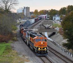 Bnsf Railway, Trains, November, Led, Instagram, November Born, Train