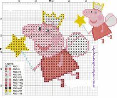 los gráficos del gato: PEPPA PIG